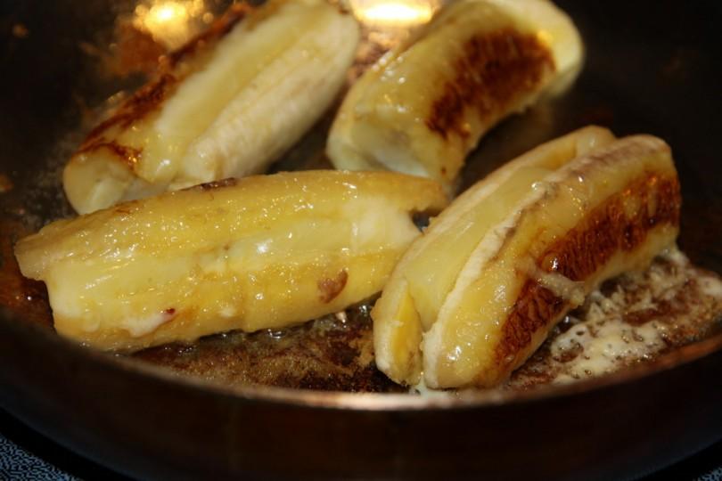Рецепты приготовления бананов с фото